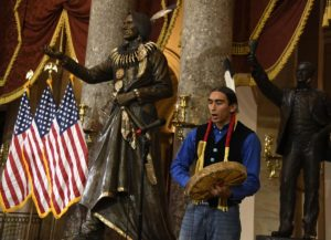 The civil rights leader 'almost nobody knows about' gets a statue in the U.S. Capitol