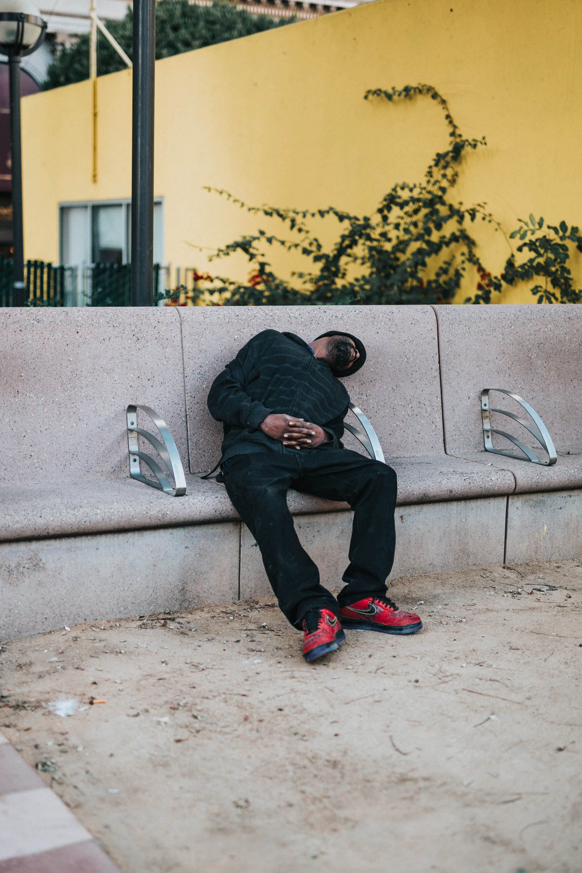 Homeless residents need individualized care & support